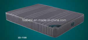 3D Breathable Mesh fabric Mattress ABS-1108 pictures & photos