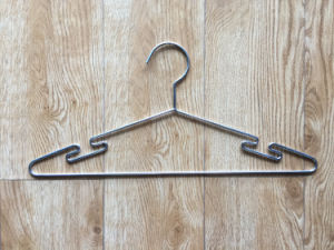 Metal Hanger, Wire Hanger with Clips pictures & photos