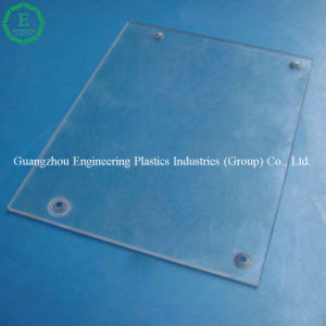 Good Light Transmission Polycarbonate Plate PC Sheet pictures & photos