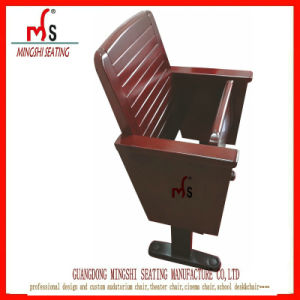 Solid Wooden Auditorium Chairs (MS-241)