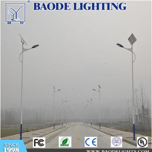 8.5m 80W Solar LED Street Light pictures & photos