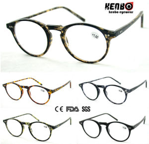 Hot Sale Fashion Reading Glasses, CE, FDA, Kr5173 pictures & photos