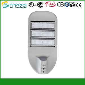 Outdoor Lighting 125lm/W Meanwell Driver Philips Chips IP67 LED Streetlight LED Street Light with 5 Years Warranty