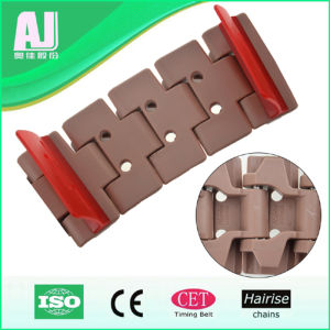 Turning Type Plastic Slat Chain pictures & photos