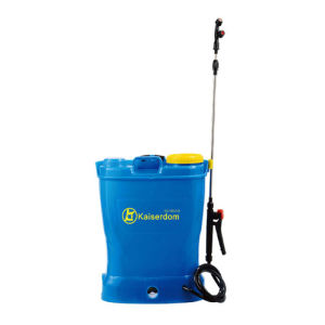 16L PP Knapsack Electric Battery Sprayer (KD-16D-005) pictures & photos