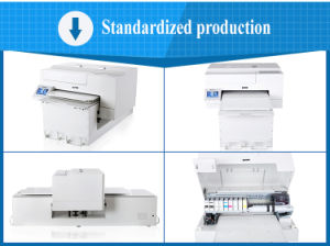 Factory Price DTG Printer with CE Certification pictures & photos