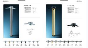 Furniture Chrome Base Cast Iron Table Leg pictures & photos