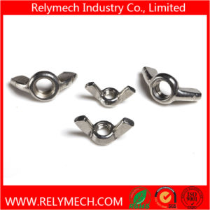 Stainless Steel Butterfly Wing Nut Square Nut M3-M12 pictures & photos