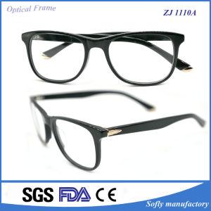 Europe Style Acetate Optical Frames Spectacle Designer Eyewear pictures & photos