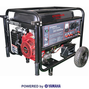 One Phase Gasoline Generator (BH7000DX) pictures & photos