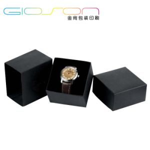 Lid & Base Paper Gift Packaging Box for Watches pictures & photos