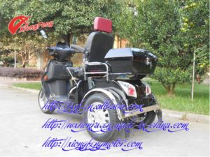 Disabled Scooter with Tool Box, Handicapped Tricycle pictures & photos