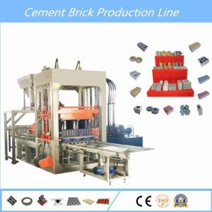 Automatic Concrete Block Making Machine/Brick Machine pictures & photos