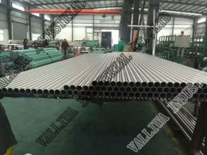 301 Stainless Steel Round Tube pictures & photos