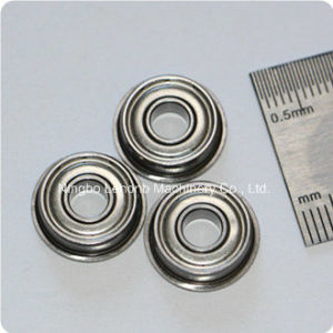 Flanged Miniature Bearing F695zz