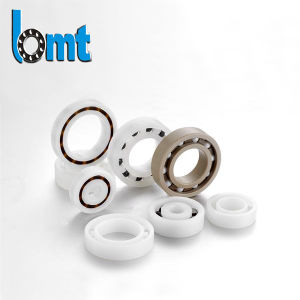 High Quality Deep Groove Ceramic Ball Bearings 6000 Serie pictures & photos