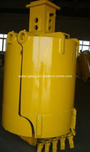 Mud Bucket for Rotary Machine