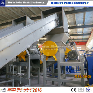2015 New-Made Dirty Pet Flakes Washing Plant pictures & photos