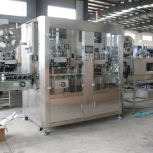 Bottle Cap Labeling Machine (WD-ST150) pictures & photos