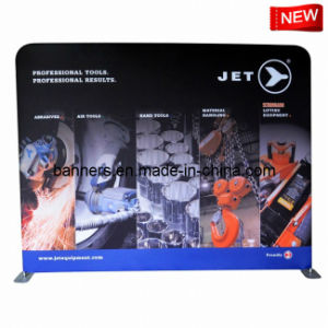 8FT Straight Tension Fabric Trade Show Displays pictures & photos