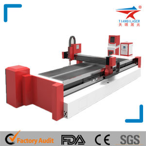 Good Precision Fiber Laser Cutter with Import Fiber Source pictures & photos