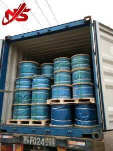 Ungalvanized Steel Wire Rope 4vx39s+5FC for Hang pictures & photos