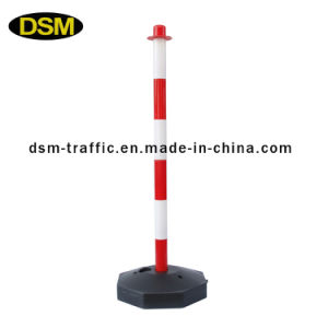 Traffic Warning Post / Delineator Post / Traffic Chain Pole (DSM-SP88) pictures & photos