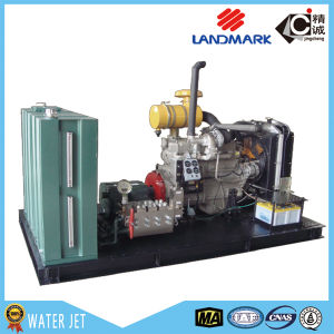 25 MPa Oil Field Use High Pressure Cleaning Equipment (PA23) pictures & photos