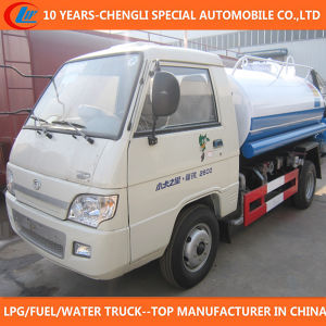 Euro 2 Water Tank Truck Mini Water Truck for Sale pictures & photos