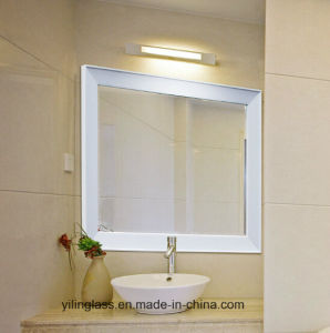 Vinyl Backed Safety Bath Mirror with Copper Free pictures & photos