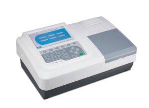 Ce Approved Lab Equipment Elisa Microplate Reader Fl-M201 pictures & photos