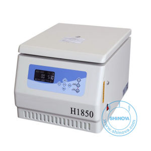 Tabletop High Speed Centrifuge (H1850) pictures & photos