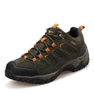 Trekking Shoes Outdoor Moutain Climbing Non-Slip for Men (AK8929) pictures & photos