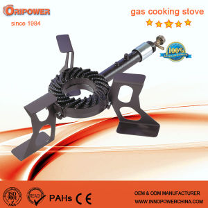 Camping Cast Iron Gas Stove, Outdoor Gas Cookers, Gas Burners pictures & photos