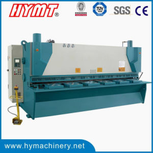 QC11K Series CNC Hydraulic guillotine shear machine pictures & photos