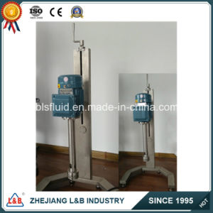High Shear Moveable Cosmetics Homogenizer Mixer pictures & photos