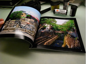 Hardcover/ Paper Back Photo Book Printing (jhy-052)