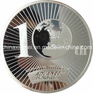 Custom Designed Metal Coin