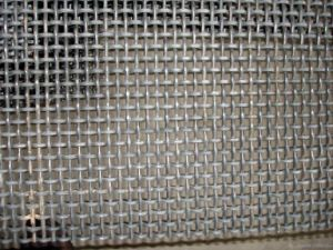 Factory Manufacture Galvanized Barbecue Crimped Wire Mesh pictures & photos