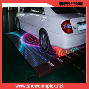P12 Full Color Dance Floor LED Display Video Wall pictures & photos