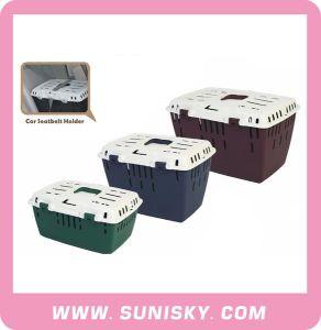 Plastic Pet Carrier Car Seat Dog Carrier pictures & photos