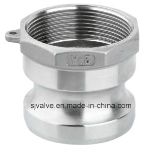 Stainless Steel Cam Lock Coupling pictures & photos