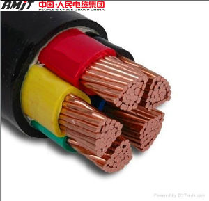 XLPE Insulated PVC Sheathed Power Cable pictures & photos