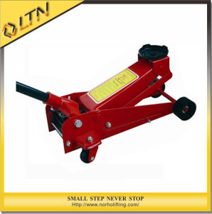 Good Price Hydraulick Floor Jack with Wheels (HFJ-A) pictures & photos