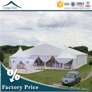 Luxurious Party Wedding Tents Design 12mx25m Event Marquee Pavilion pictures & photos