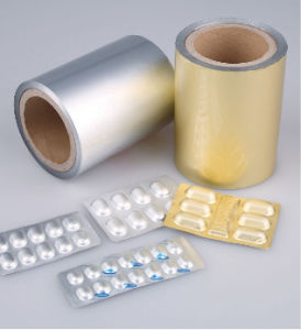 Cold Forming Aluminium Foil for Pharmacentical Packing pictures & photos