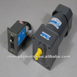 100mm 120, 140W Speed Control Gear Motor pictures & photos