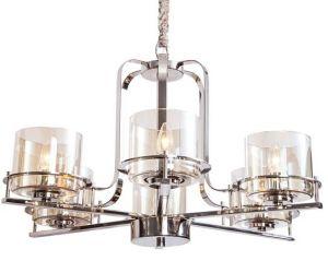 Hotsell Shining Nickel Glass&Iron Chandelier Lighting (SL2250-6)