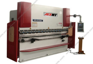 Hydraulic Nc Press Brake- (HPB-63/3200) pictures & photos