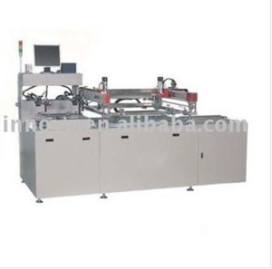 Vision System Fully Automatic Screen Printing Machine pictures & photos